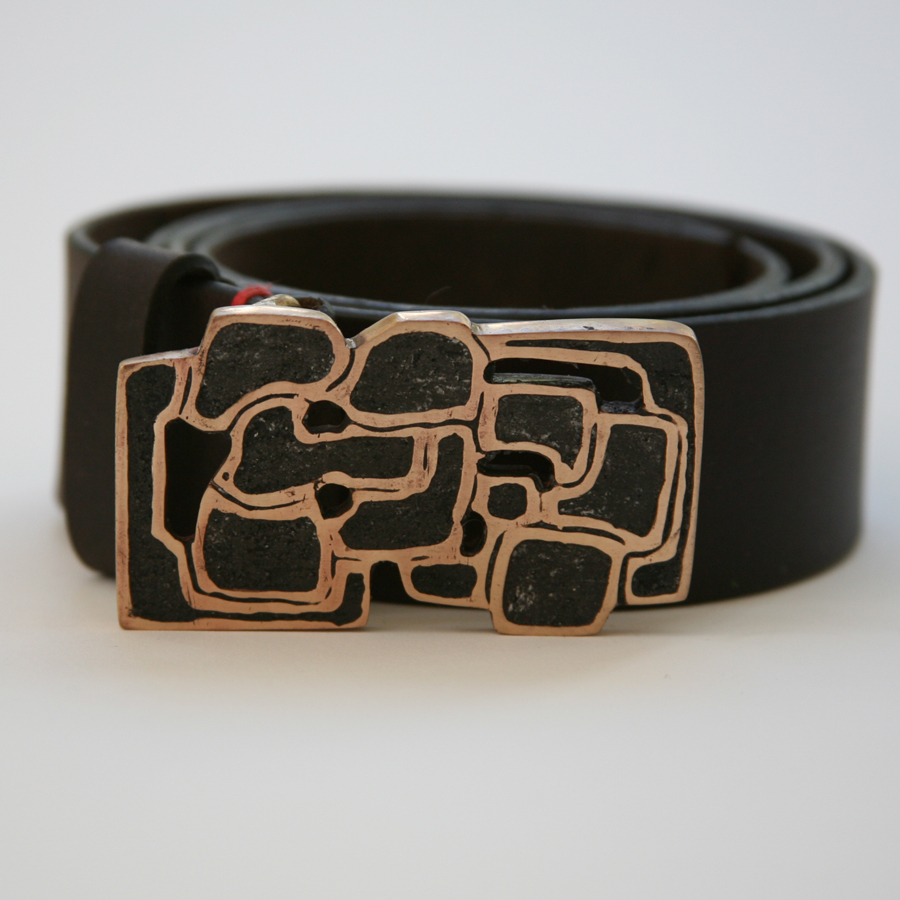 Puzzle Belt by MaruFacio