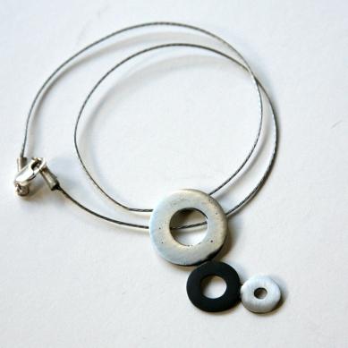 Necklace by Marufacio